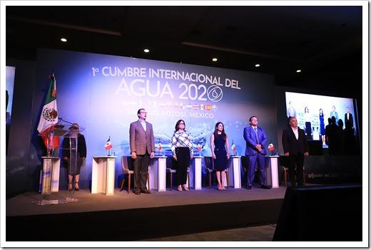 1RA CUMBRE INTERNACIONAL DEL AGUA 2020 1