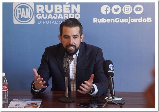 Dip. Rubén Guajardo Barrera