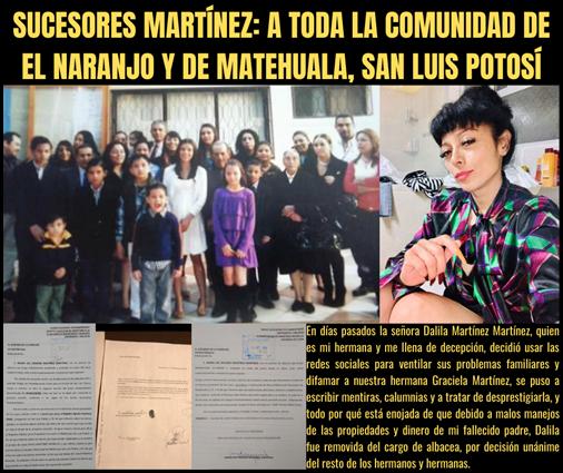 SUCESORES MARTINEZ