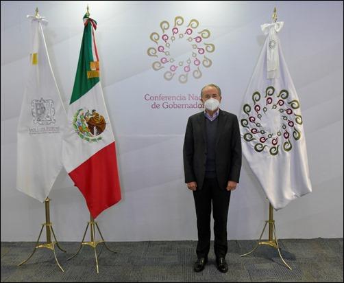 CONAGO Presidencia 270121
