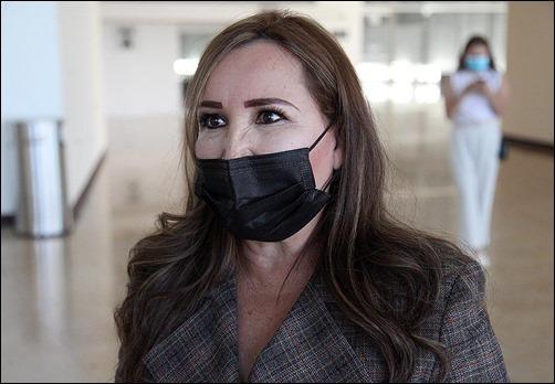 Dip. María del Rosario Berridi Echavarría