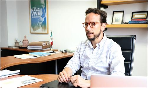 """NO HAY NINGUNA VIOLACIÓN A NINGÚN AMPARO JUDICIAL"""", ACLARA SECRETARIO GENERAL, SEBASTIÁN PÉREZ  2"""