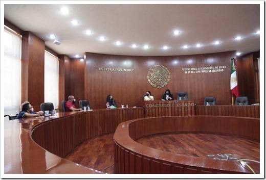 Comisiones Justicia y Derechos Humanos