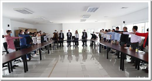 _SE INSTALA GABINETE MUNICIPAL PARA LA TRANSVERSALIZACIÓN CULTURAL, PRIMERO EN SU TIPO EN EL ESTADO 1