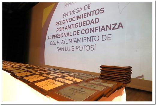 SE RECONOCE LABOR Y APORTES DEL PERSONAL MUNICIPAL A LA CIUDAD DE SLP 2