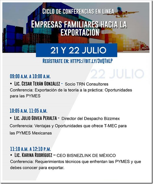 SUMAN ACCIONES AUTORIDADES Y EL CONSEJO MEXICANO DEL COMERCIO EXTERIOR PARA FOMENTAR EXPORTACIONES 2