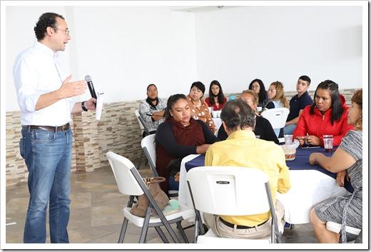 RECONOCE ALCALDE PARTICIPCIÓN DE LA SOCIEDAD EN LOS GRANDES PROYECTOS MUNICIPALES 2