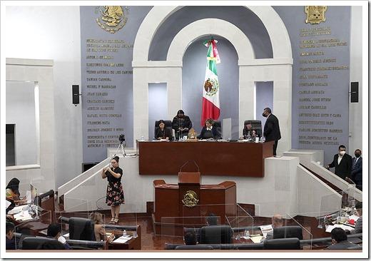 Congreso del Estado269