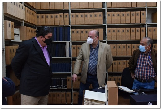 081021 0095, CEGAIP Y ARCHIVO HISTÓRICO DEL ESTADO, SE COORDINARÁN EN MATERIA DE PRESERVACIÓN Y TRANSPARENCIA (2)