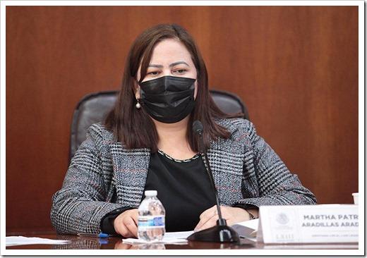 Dip. Martha Patricia Aradillas Aradillas
