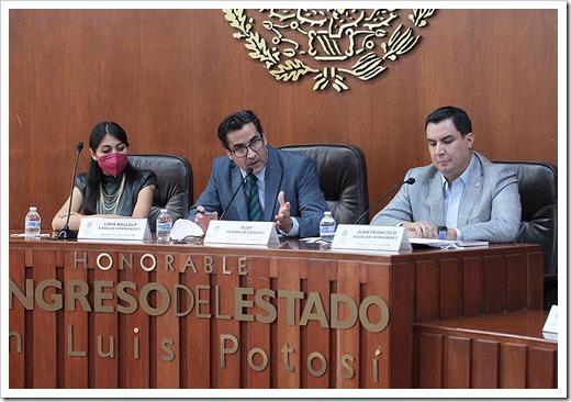 Instalación de la Comisión de Ecología y Medio Ambiente.